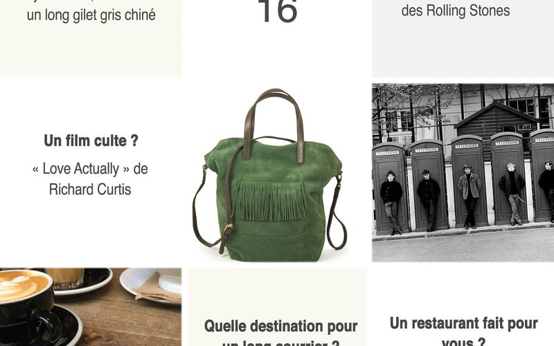 Confessions d'un sac : Carnaby