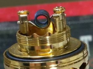 Test - Atomiseur - Krome RTA de chez J Well