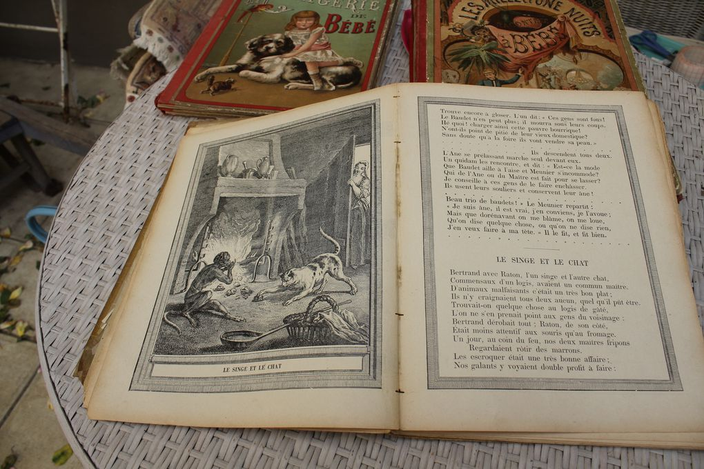 BéBé..., une série d'albums pour enfants de Mme Doudet