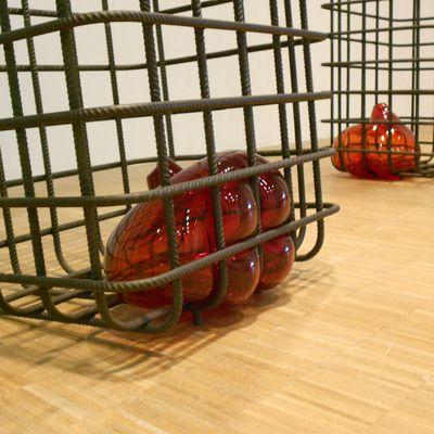 Mona Hatoum @ Centre Pompidou