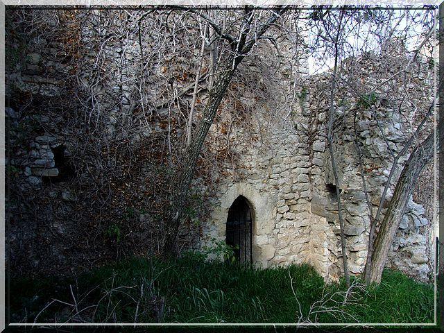 Diaporama château de Peyruis