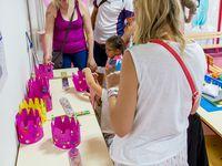 Centre Jaures - visite des parents - 23 juillet
