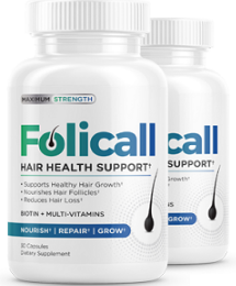 Folicall Hair Growth - Help You Very Much In Growing Your Hair Naturally!