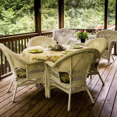 Create a beautiful place outdoors for all your visitors