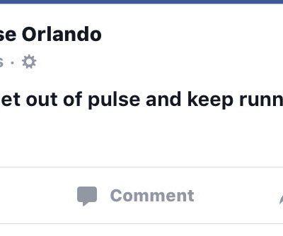 Attentat terroriste dans un club gay d'Orlando.