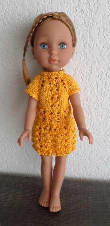 La robe d'été d'Emy