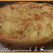 Croustillant de pommes de terre - Cuisine gourmande de Carmencita