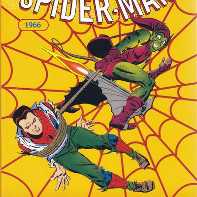 THE AMAZING SPIDER MAN - INTEGRALE 1966