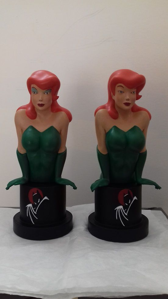 Figurines 1/6 - Bustes 1/8 - Figurine l'Empoisonneuse (Poison Ivy)