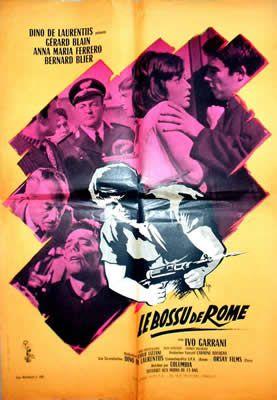 Le Bossu de Rome de Carlo Lizzani
