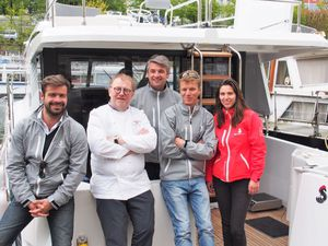 Le Trawler Gourmand à Paris - écouter la recette de Bernard Leprince