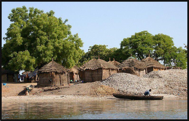 Imágenes de Fatick, Senegal.- El Muni.