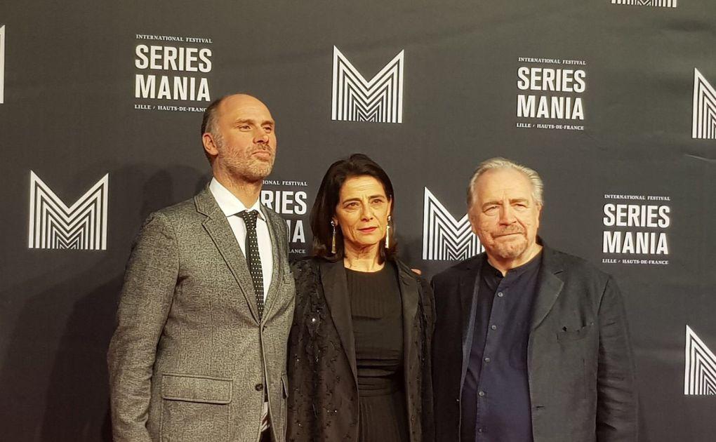 SeriesMania Succession série d'ouverture HBO