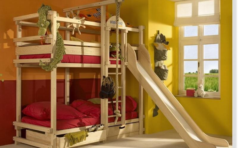 New Designs in Kid's Beds