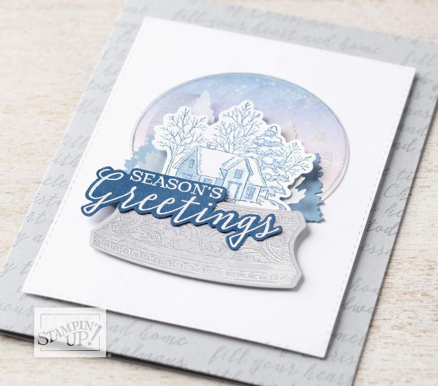 Stampin'Up!  Still Scenes ( ref 150503)