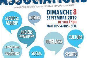 8  septembre, fête des associations