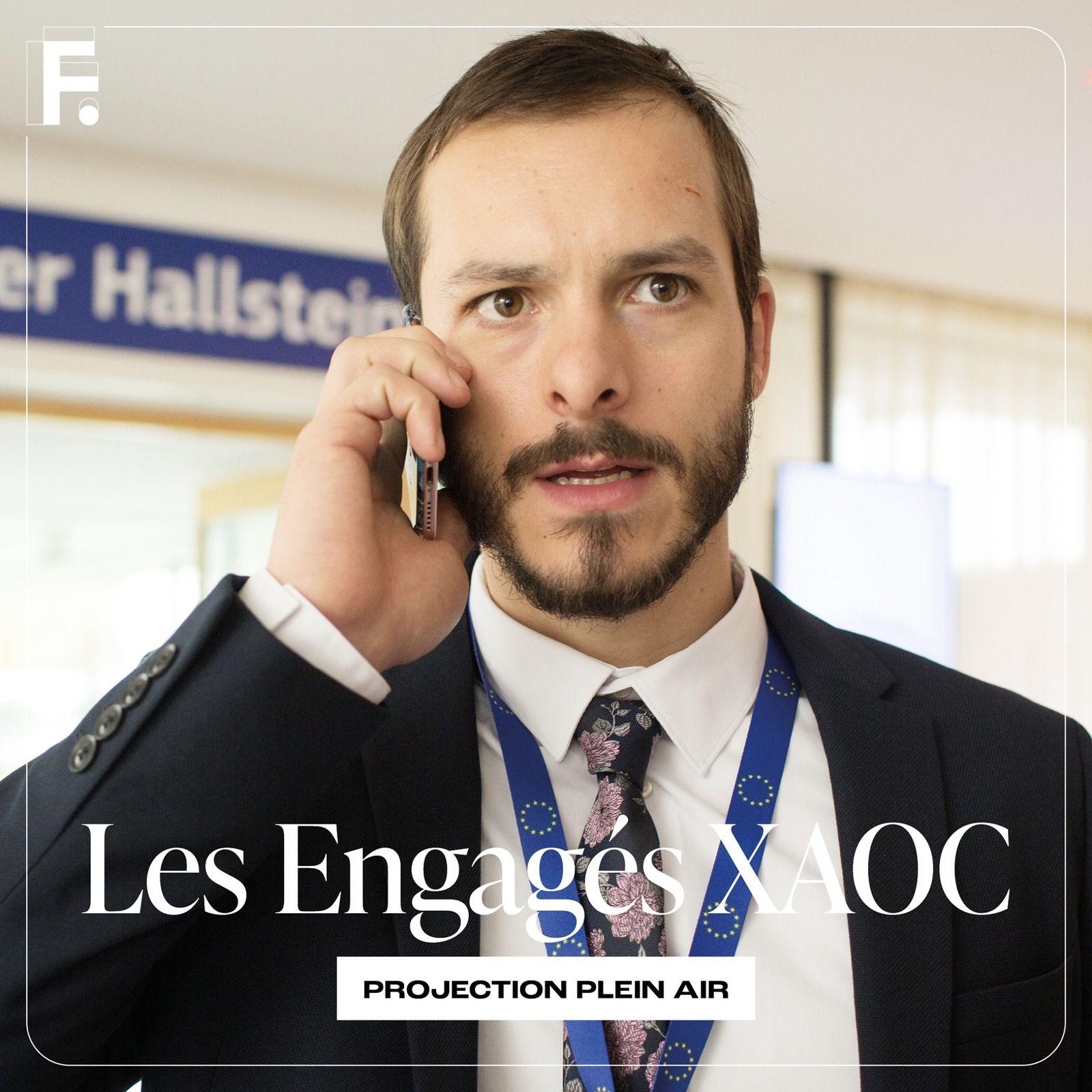 Le festival de la Fiction TV de La Rochelle programme Les Engagés : XAOC en plein air