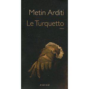 """Le Prix Jean Giono attribué à Metin Arditi pour """"Le Turquetto"""""""