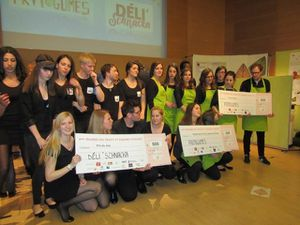 """Le """"Déli'Schnacka"""" remporte le prix du jury"""
