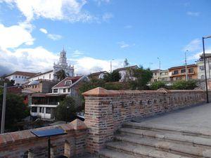 La Cuenca, nos premiers pas en Equateur.