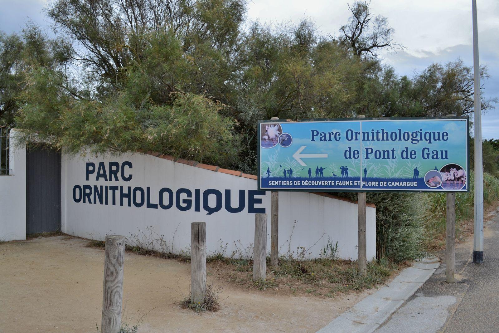 Le parc ornithologique de Pont de Gau...