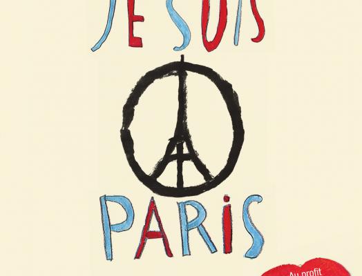 Je suis Paris de Danielle Mérian