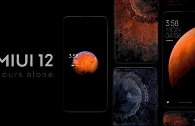 La mise à jour MIUI 12  pour le Xiaomi Mi Note 10 Lite arrive en Europe