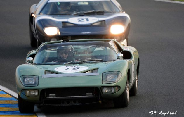 Ford GT40 #GT/111