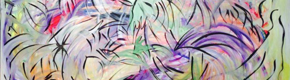 Peinture Abstraite : Foisonnement