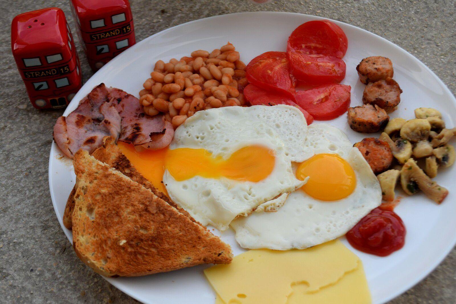 English breakfast express