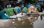 Paris : Augmentation de 45 % du nombre de demandeurs d'asile, l'Etat va créer 1200 places de mise à l'abri pour les migrants