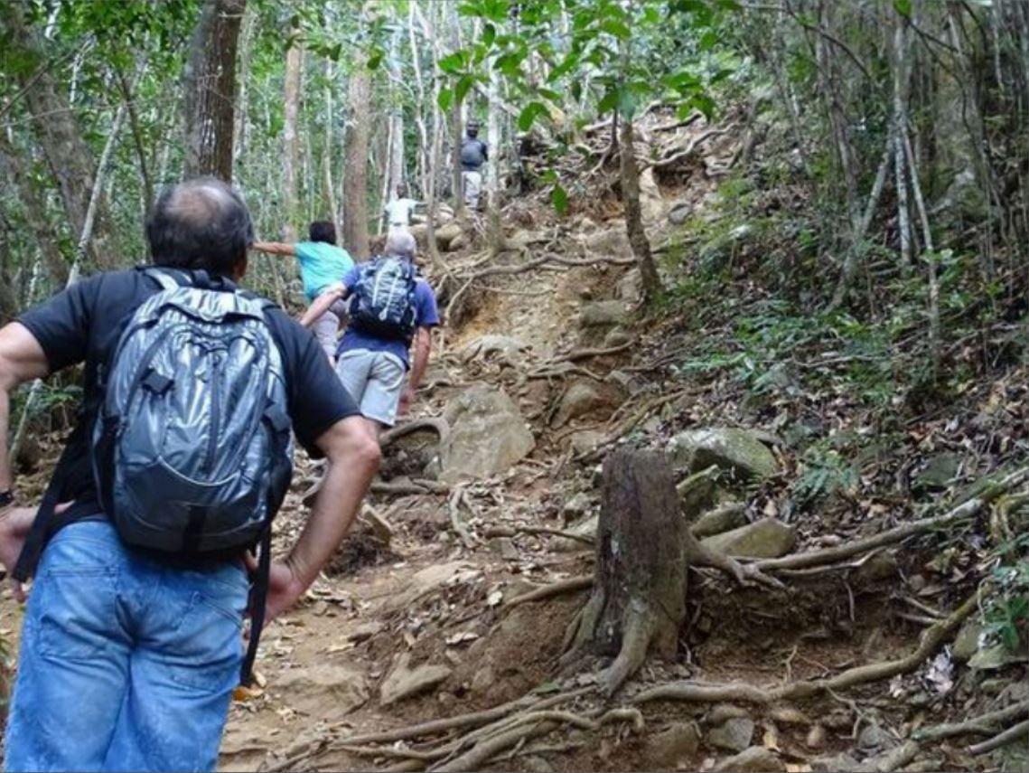 Ascension du Mont Choungui