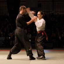 Sifu Didier Beddar du Wing Chun Kung-fu