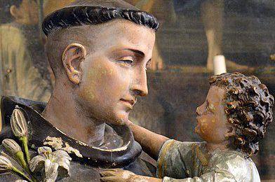 Prière N° 54 Prière à Saint Antoine Pour obtenir les choses nécessaires à la vie et ne pas tomber dans l'indulgence.