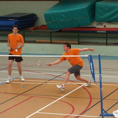 NOUVION - Interclubs de badminton