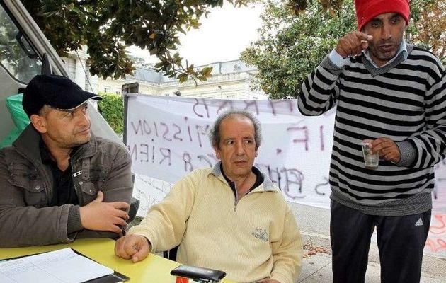 Agen (47) : Un deuxième gréviste de la faim au soutien de la cause harki