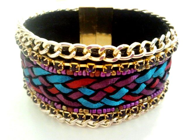 Album - Pulseras con cadena - Chain bracelets