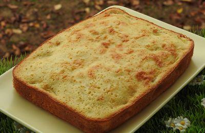 GATEAU AUX POMMES AU CAKE FACTORY et THERMOMIX