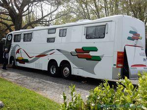 DKW Auto-union  (Uruguay en camping-car)