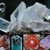 Ma Collection en Photos: G, H, I, J, K - Rock Mineral Valley THE Minerals Blog !