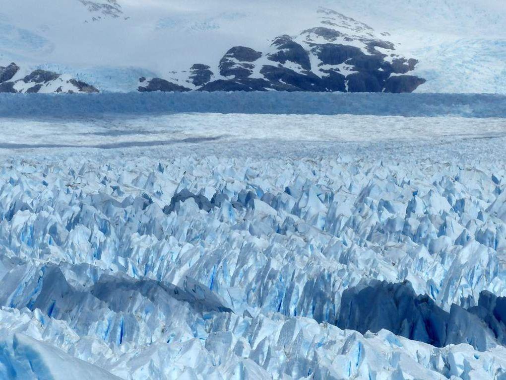 Le glacier Perito Moreno