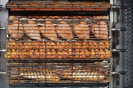 Tableau des temps de cuisson au barbecue
