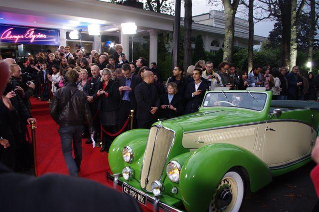 """Album - Tournage de l'émission """"Champs-Elysees"""", 19 Octobre 2012"""