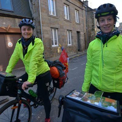 """""""Pour faire le deuil de leur fils, elles font le tour de France à vélo"""""""