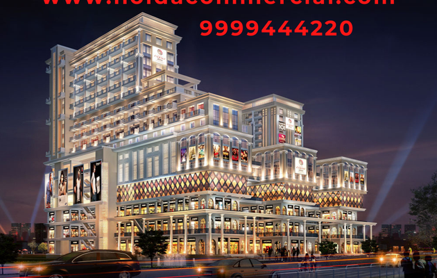 Commercial Projects In Noida Extension