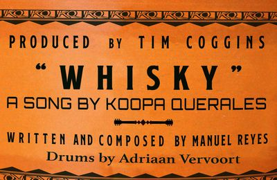 "🎵 Brussels based artist Koopa Querales releases new single ""Whisky"""