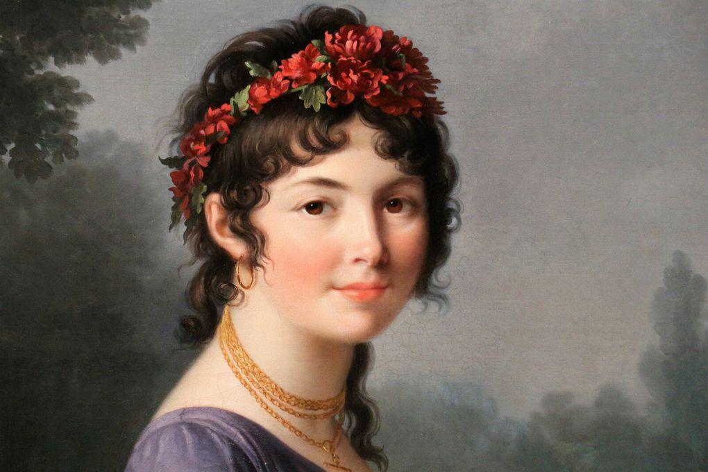 Peintres Femmes 1780-1830 Naissance d'un combat