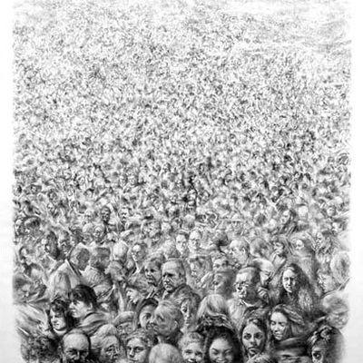 ★ Emporté par la foule…
