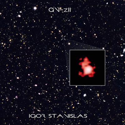 GNz-11 - album ambiant electro
