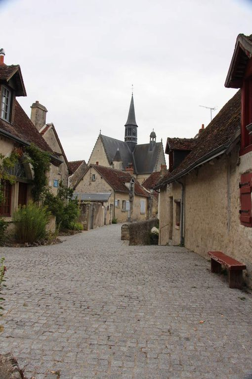 Montrésor, plus beau village de France